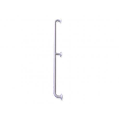 gerader Seitenwandgriff weiß fi32  190 cm