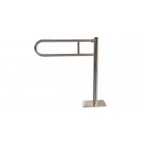 WC-Klappgriff zur Bodenmonage Edelstahl fi25  70 cm